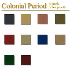 exterior paint colors for colonial style house. historic color palette - colonial style artsparx recipies, techniques and tips · exterior paint schemesexterior house colors for