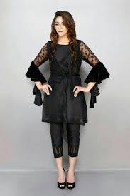 Black Frock Design 2018 Black Fascinate Pakistani Dresses Pakistani Dresses