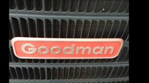 goodman 4 ton. august 4, 2012 revisted 2010 goodman 4 ton gsx13 air conditioner running in cool mode!