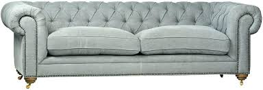 Grey Tufted Sofa Light Add Couch With  Chaise67
