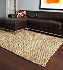 Jute Rug Living Room Flooring Soft Jute Rug Design For Your Living Space Idea