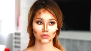 where to highlight how to highlight and contour your face youtube