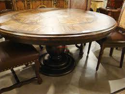 barcelona black walnut 60 round dining table