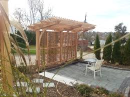 Cantilever Pergola Design Ideas Pictures We Designed This Cantilevered Pergola With The Assistance Of