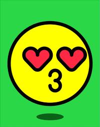 They See Me Rollin They Hatin Emoji Love Kiss Emoji 3 Luv Muah Kiss Kiss Love Love Gif