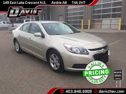 Used Chevrolet Malibu For Sale Calgary, AB - CarGurus
