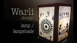 Diy Table Lamp Lampshade Night Lamp Best Out Of Waste