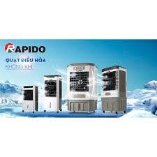 Quạt điều hòa không khí Rapido TURBO 6000M