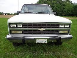 1991 Chevy V20 Suburban fully loaded Silverado White Chevrolet 91 ...
