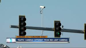 What Are The Cameras On Top Of Street Lights Clearing Up Traffic Camera Confusion
