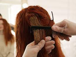 dye your hair with henna