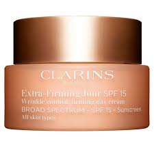 Vital Light Day Cream Nib Sealed Clarins Extra Firming Jour Day Cream Broad Spectrum Spf15 1 7 Oz