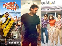 September 2019 Box Office Report Saaho Chhichhore And