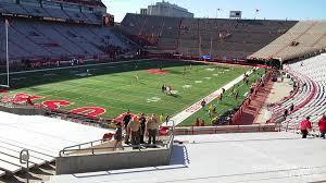 Memorial Stadium Nebraska Section 33 Rateyourseats Com