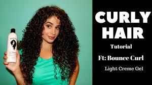 Bounce Cream Light Creme Gel Bounce Curl Light Creme Gel