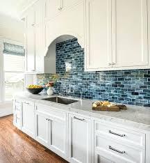 blue and white kitchen backsplash white kitchen cabinets with blue mini brick tiles white kitchen blue blue and white kitchen backsplash