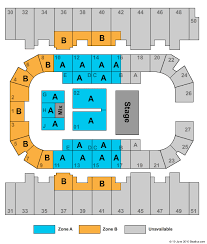Rimrock Auto Arena Tickets Rimrock Auto Arena Seating Chart