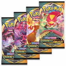 Pokémon Sword & Shield Darkness Ablaze Build & Battle Prerelease Kit |  Amazing Toys Comic Shop Zürich