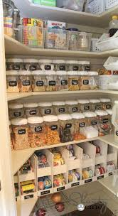 164 best pantry images on kitchen pantry organizer systems