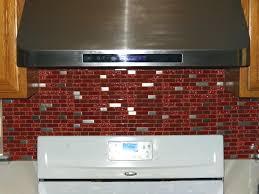 Red Brick Tiles Kitchen Shop For Hells Kitchen Blend Brick Pattern 1 2 X 2 Glass