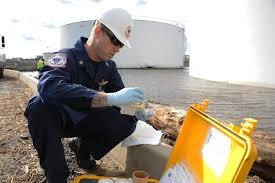 Marine Science Technician Pollution Response