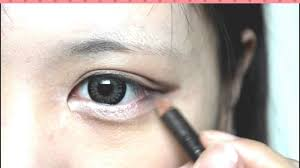 everyday anese big eye makeup tutorial by utasong