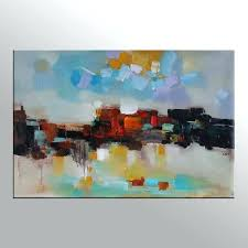 abstract art painting large canvas contemporary modern oil wall australia