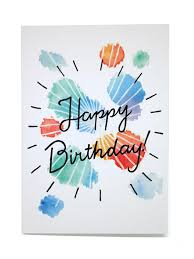 Happy Birthday Card By Ruby Mack Melbournalia Local Goods And