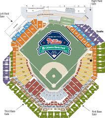 Cbp Seating Chart Phillies 2010 Season Tickets