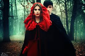 little red riding hood ii the encounter by ineedchemicalx on deviantart