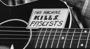 Bildergebnis für guitar kills fascists