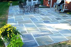 flagstone patio cost atlanta