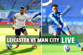 Leicester 0 Man City 0 LIVE SCORE: Stream, TV channel as Fernandinho goal  chalked off before visitors hit bar - Spy Gists
