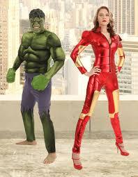 hulk costume and women s iron man costume