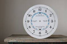 16 Best Tide Clock Faces Images Tide Clock Clock Clocks
