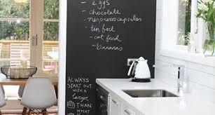 Parete Lavagna Fai Da Te : Parete cucina lavagna canlic for