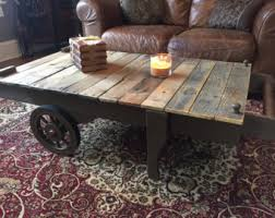 Pallet Coffee Table Etsy Repurposed And End Tables Il Full  ThippoPallet Coffee Table Etsy