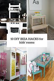 diy childrens bedroom furniture. Fine Bedroom Diy Childrens Bedroom Ideas With Incredible Ikea Kids Picture Awesome Hacks  For Any Room  Furniture L