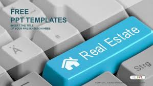 real estate free free real estate powerpoint templates design