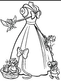 Free Cinderella Coloring Pages Coloring Pages Printable Coloring