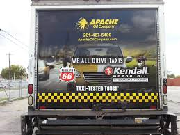 kendall oil supplied in texas by apache oil