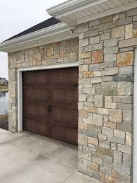 wood veneer garage doors how to build cheap wooden garage doors