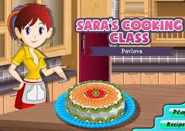 saras cooking cl game pavlova recipe
