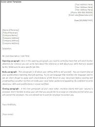 Best Cover Letter Template Application Format For Job Apply Application Employment