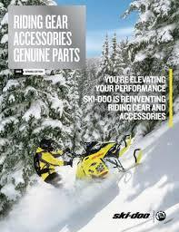 Ski Doo Catalogue 2015 By Logos Kiev Ltd Issuu