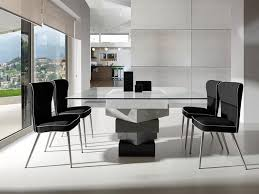 marvelous modern square glass dining table square glass dining table for 8 house beautifull living rooms
