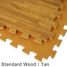 interlocking floor tiles combine a wood grain designer look for your floors with soft andpuzzle puzzle