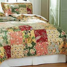 Floral Patchwork Quilts – co-nnect.me & ... Floral Patchwork Quilt Floral Patchwork Bedding Set Floral Patchwork  Quilts For Sale Floral Paisley Quilt Set ... Adamdwight.com