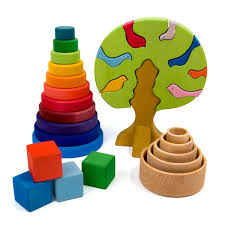 natural handcrafted toys for babies and toddlers