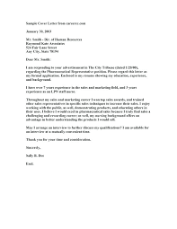 Lpn Cover Letter Examples Sample Lpn Cover Letter Paraprofessional